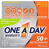 One A Day Women's 50+ Healthy Advantage Multivitamin, 65 Count For Sale