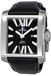 TW Steel Men's CE3005 CEO Goliath Black Dial Watch