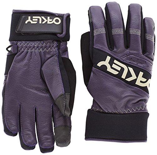 Oakley Women's Factory Winter 2 Gloves, Purple Shade, Medium