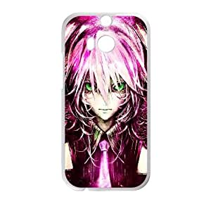 Vocaloid HTC One M8 Cell Phone Case White Classical