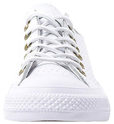 Ox Adulto Taylor Chuck Blanco Star Converse Unisex Zapatillas All 0f1Iq0xn6