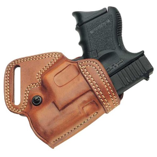 Galco SOB Small Of Back Holster for Sig-Sauer P232, P230 (Tan, Right-hand)