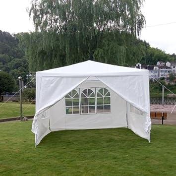 10u0027x 10u0027 Easy-up Gazebo Canopy Beach Tent Party Sun Shade Pavilion & Amazon.com : 10u0027x 10u0027 Easy-up Gazebo Canopy Beach Tent Party Sun ...