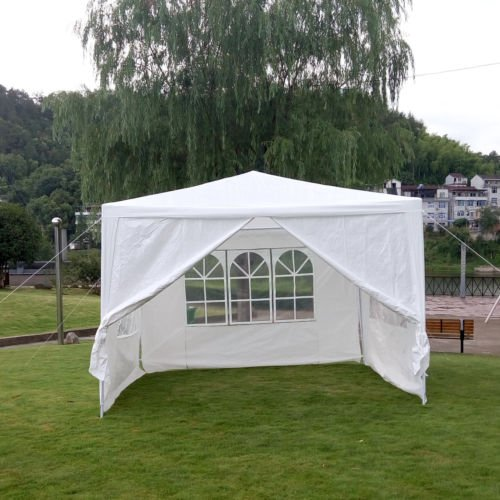 10x-10-Easy-up-Gazebo-Canopy-Beach-Tent-Party-Sun-Shade-Pavilion-Cater-BBQ