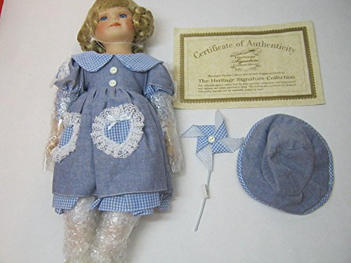 (The Heritage Signature Collection Debbie Pinwheel Doll)