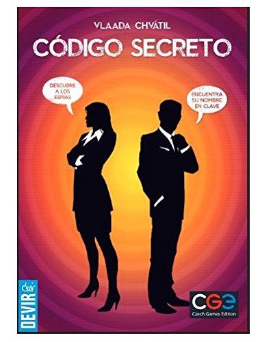 Devir BGCOSE C/ódigo secreto Jeu de soci/ét/é en Espagnol