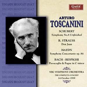 Complete Concert - Works By Bach, Haydn, Schubert & Strauss