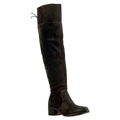 Miz Mooz Fitzgerald Suede Women's Over-The-Knee Boot   Over-the-Knee