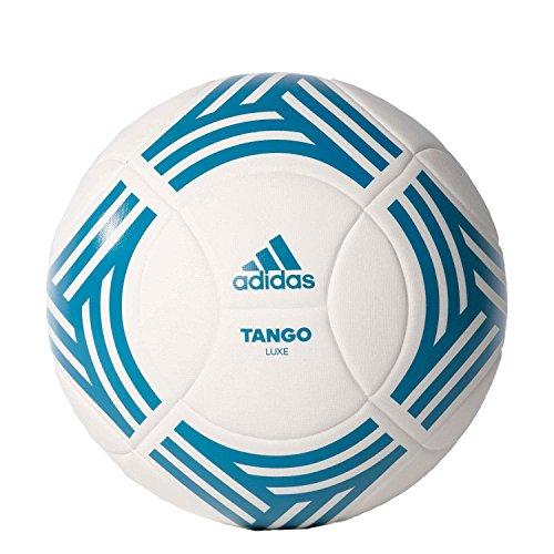 adidas Tango Lux - Botas de fútbol, Hombre, Marrón, (MARCLA/ROALRE/CANAMO) blanco (blanco / petmis)