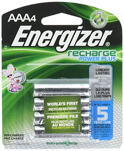 4 Aaa Nimh Batteries - 7