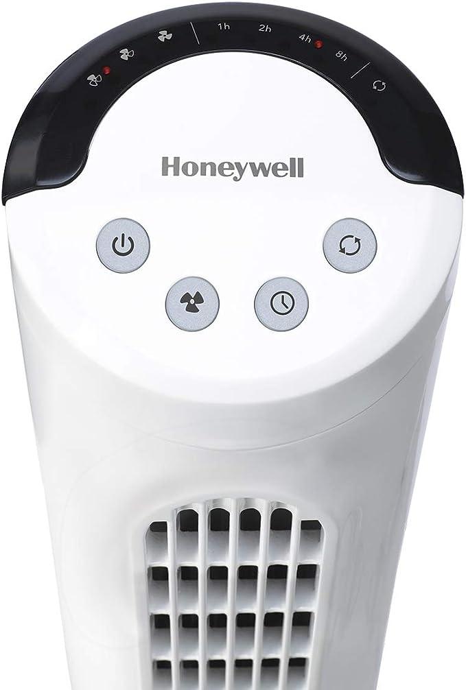 Honeywell HYF013W Hw Comfort Control Twr Fan Wht