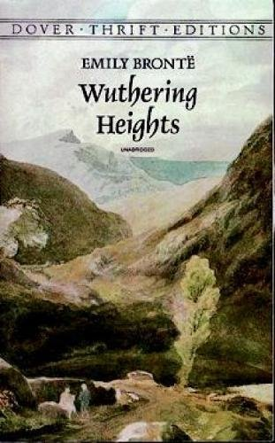 Wuthering Heights (Dover Thrift Editions) pdf epub download ebook