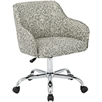 Ave Six Bristol Task Chair, Veranda Pewter