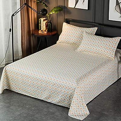 XNSY Colcha Cama 150 Sábanas de algodón engrosadas Modelos de ...