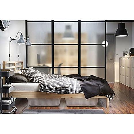 Amazon.com: IKEA Tarva Full Size Bed Frame Pino Macizo ...