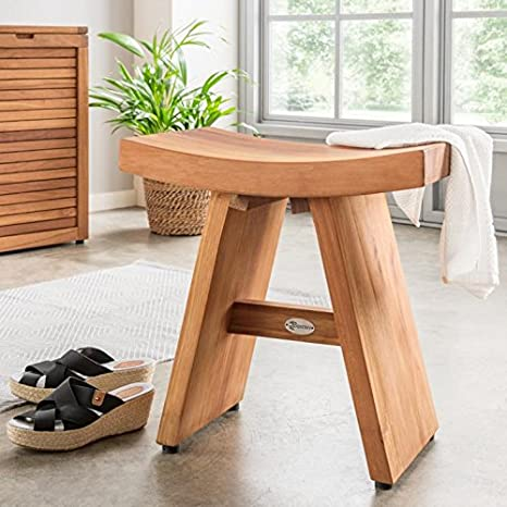 Destiny Beistelltisch Badezimmer Hocker Tisch Teak Teaktisch Japan Design