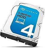 """Seagate ST4000LM016 HDD Interno da 2.5"""", Nero"""