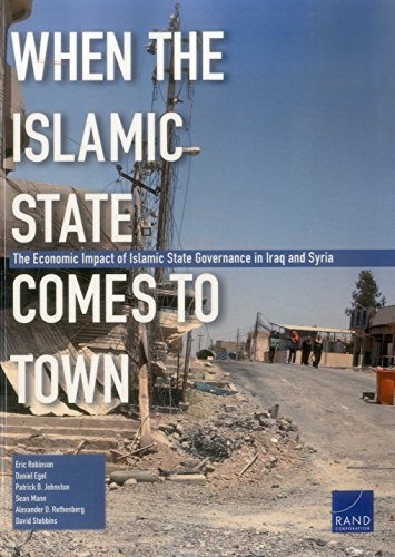 When the Islamic State Comes to Town: The Economic Impact of Islamic State Governance in Iraq and Syria