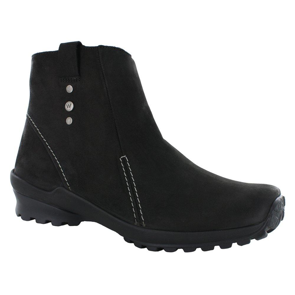 Wolky Women's Zion WP Boots B01DWM4XI2 Medium / 39 M EU / 7.5-8 B(M) US|Black Nepal