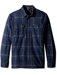 Men's Bodhi Double Pocket Flannel Long Sleeve Shirt