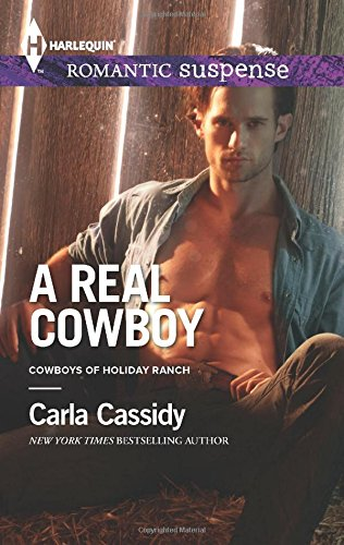 book cover of A Real Cowboy