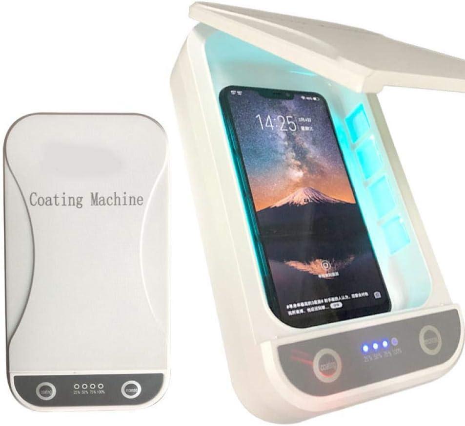 Caja De Desinfección Ultravioleta Portátil Doble Desinfectante Ultravioleta Para Seguridad Del Teléfono Higiene Buen Rendimiento De Sellado Suministros Para Adultos Esterilizador