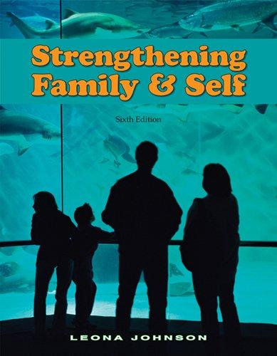 Strengthening Family & Self