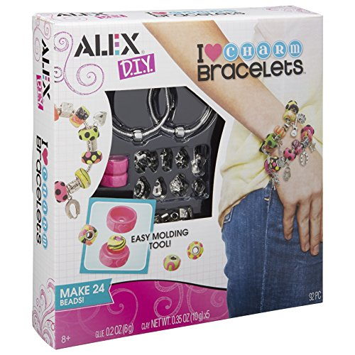ALEX Toys DIY Wear I Heart Charm Bracelets Only $7.99 (Was $22.00)