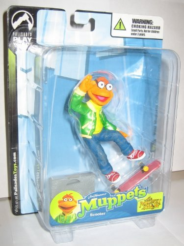 The Muppet Show Scooter Palisades Mini - Scooter Muppets