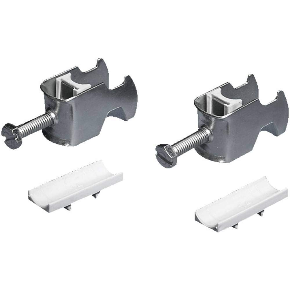 RITTAL 7078000 12-18 MM, Price//PK of 25 DK Cable Clamps