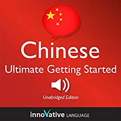 Learn Chinese - Ultimate Getting Started with Chinese Box Set, Lessons 1-55