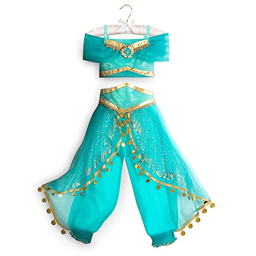 Jasmine Costume Amazon (Disney Jasmine Costume for Kids Size 3 Blue)