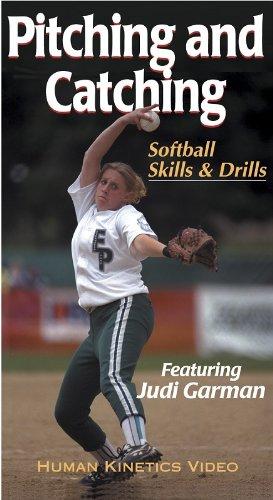 Softball Catching Videos (Pitching & Catching:Softball Skills and Drills Video - NTSC [VHS])