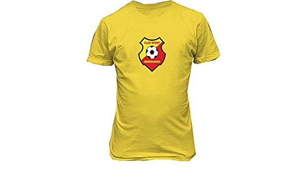 Club Sport Herediano Costa Rica T Shirt Soccer Camiseta at Amazon Mens Clothing store: