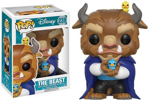 Disney's Beauty & The Beast POP Vinyl Figure: Winter Beast