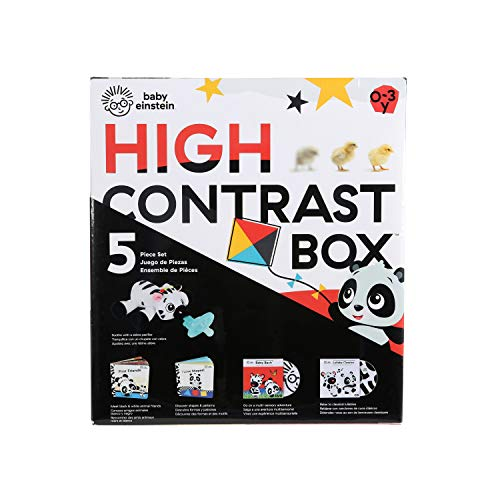 Baby Einstein High Contrast Box