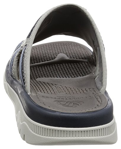Clarks Clarks Menns Sandal Balta Ray Marineblå