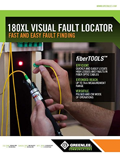 Greenlee 180XL Visual Fault Locator by Greenlee (Image #4)