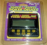 Radica Pocket Poker Pocket Deuces Royal Flush 5000 Handheld Game