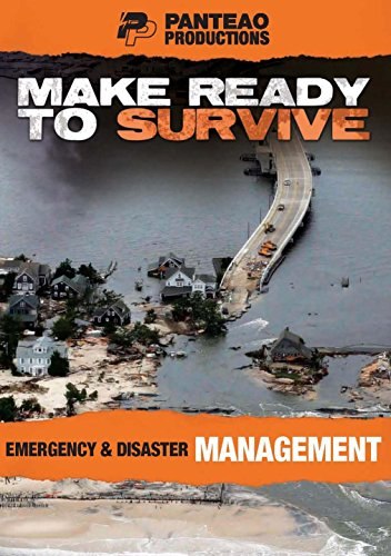 Panteao Productions: Make Ready to Survive: Emergency and Disaster Management - PMRS04 - Prepper -  Survival Training - Survivalist - Bugging out - DVD
