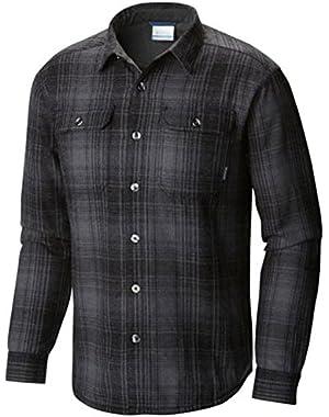 Men's Windward III Over-Shirt 013-Black Plaid 2XL