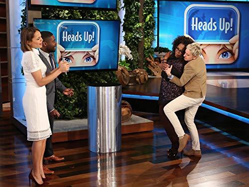 Ellen and Oprah Play 'Heads Up!'