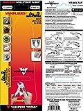 """VAMPLIERS JAWZ 7.5"""" BEST SCREW EXTRACTION LOCKING"""