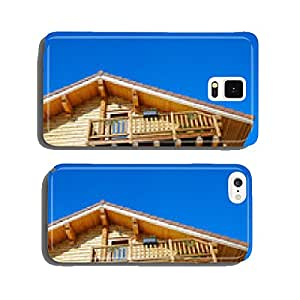 Wooden chalets in Vosges mountains cell phone cover case iPhone6