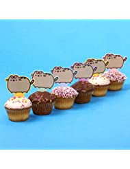 Partyware (cake Toppers) - Pusheen