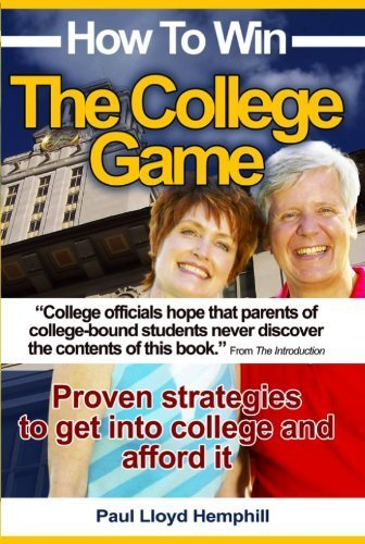 How To Win The College Game by Paul Lloyd Hemphill (January 1, 2008) Paperback 2nd
