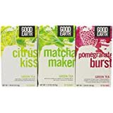 Good Earth Green Tea Variety Pack, 4 Count