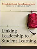 img - for Linking Leadership to Student Learning book / textbook / text book