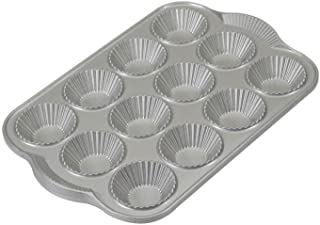 product image for Nordic Ware Platinum Nonstick Cast Aluminum Tartlette Pan