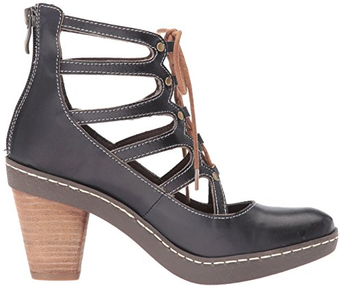 L'Artiste by Spring Step Women's Lestatik Dress Pump Black sqAYh